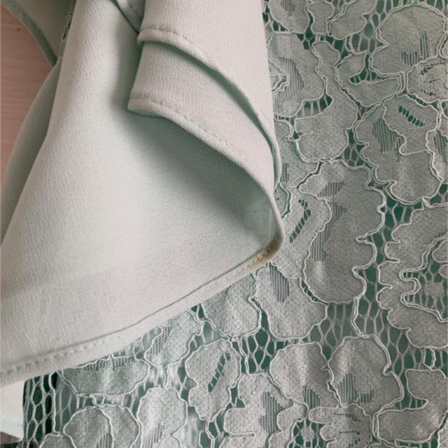mysty woman(ミスティウーマン)の結婚式 ドレス ワンピース レディースのフォーマル/ドレス(ミディアムドレス)の商品写真