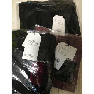 ロデオクラウンズ(RODEO CROWNS)のむつみ様専用 同梱分(Tシャツ/カットソー(半袖/袖なし))