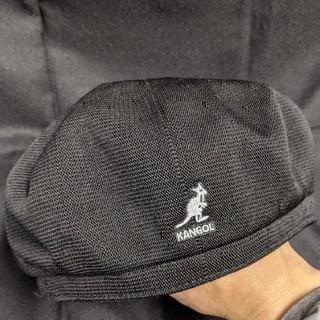 カンゴール(KANGOL)のKANGOLカンゴルー キャスケットベレー帽子(ハンチング/ベレー帽)