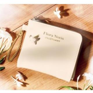 ジルスチュアート(JILLSTUART)の新品 フローラノーティス ジルスチュアート 上質マルチケース(ポーチ)