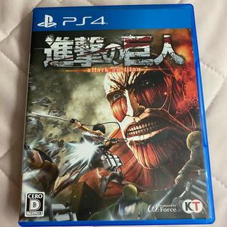 Koei Tecmo Games - 進撃の巨人 PS4
