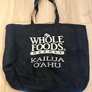 Whole Foods shopping bag(トートバッグ)