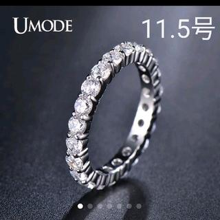 《新品》値下げ❗11.5号 海外 エターナル ラブ リング①(リング(指輪))