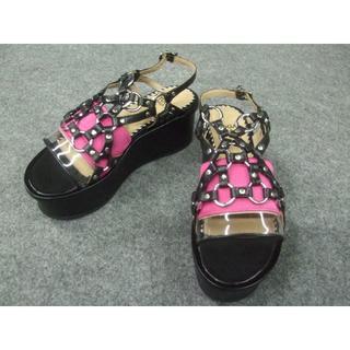 TOGA - ★新品★トーガ★TOGA Platform sandal 38