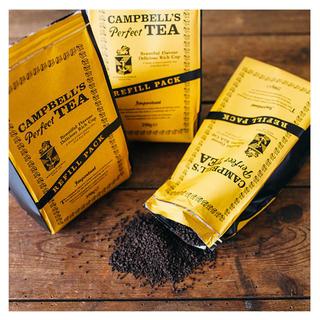カルディ(KALDI)のCampbell's Perfect Tea  250g袋入り(茶)