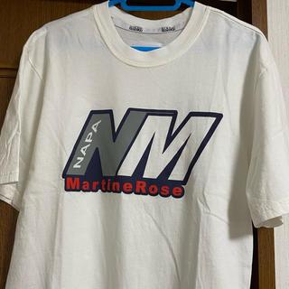 NAPAPIJRI - NAPA by MARTINE ROSE 19ss Tシャツ