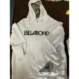 billabong - BILLABONG パーカー 三月末まで値下げ!