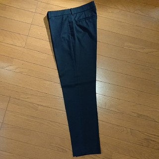 アンタイトル(UNTITLED)のアンタイトル UNTITLED パンツ 黒 サイズ1(クロップドパンツ)
