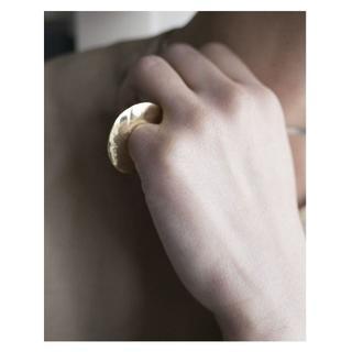 限定値下  8uede ウェーバーリング ゴールド(リング(指輪))