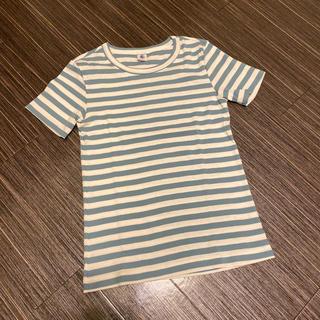 プチバトー(PETIT BATEAU)のプチバトー ボーダーTシャツ(Tシャツ(半袖/袖なし))