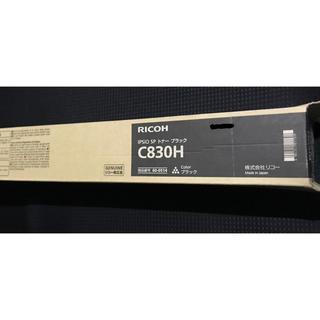 RICOH - RICOH リコーIPCIO SPトナーC 830H ブラック 未使用 未開封