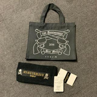 マスターマインドジャパン(mastermind JAPAN)のmastermind japan ヘアバンド roar 手提げ袋セット(その他)