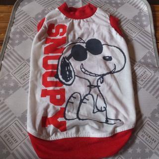 SNOOPY - 未使用【スリーアローズ】中型犬SNOOPYタンク:5号
