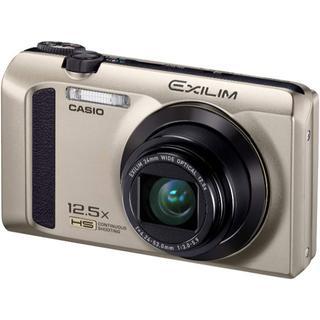 カシオ(CASIO)のCASIO カシオ デジタルカメラ EXILIM EX-ZR300GD ゴールド(コンパクトデジタルカメラ)
