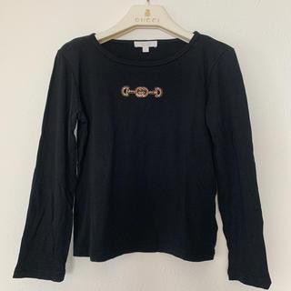 グッチ(Gucci)のGUCCI グッチ 長袖 シャツ カットソー キッズ 5Y 100 110(Tシャツ/カットソー)