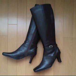 マリーファム(Marie femme)の3月までの出品。新品未使用♪Marieロングブーツ♪(ブーツ)