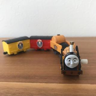 タカラトミーアーツ(T-ARTS)のスティーブン カプセルプラレール  (電車のおもちゃ/車)