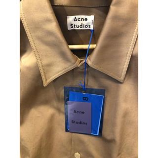 アクネ(ACNE)のACNE STUDIOS 19SS オーバーサイズシャツ 50(シャツ)