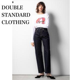 DOUBLE STANDARD CLOTHING - ダブスタ*リジットデニム