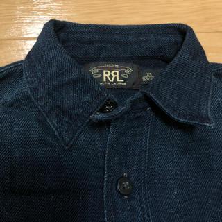 RRL - ラルフローレン ダブルアール シャツ