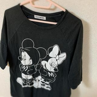 ディズニー(Disney)のthe GazettE BLACKMORAL Tシャツ(ミュージシャン)