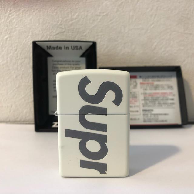 Supreme(シュプリーム)のシュプリーム ジッポ ライター メンズのファッション小物(タバコグッズ)の商品写真