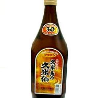沖縄泡盛/久米仙 30°  720ml(焼酎)