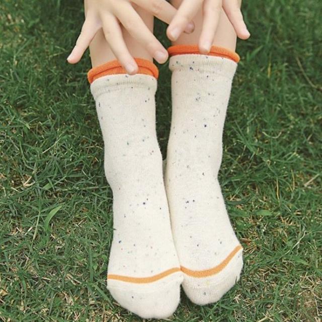 petitNATS❤SALE❤足首ロール《16〜18cm》ms17001-m キッズ/ベビー/マタニティのこども用ファッション小物(靴下/タイツ)の商品写真