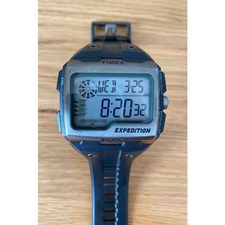 タイメックス(TIMEX)の【美品!】TIMEX タイメックス 腕時計(腕時計(デジタル))