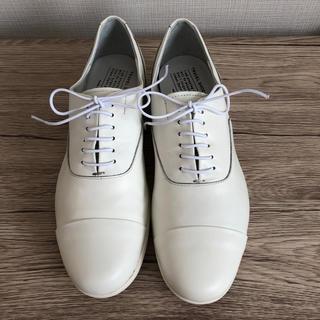 ショセ(chausser)の《未使用》ショセ トラベルシューズ サイズ36(ローファー/革靴)