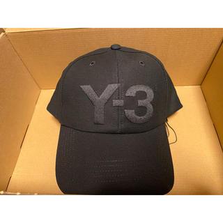 Y-3 - キャップ 帽子 新品 ロゴ Y-3 ワイスリー yohji yamamoto