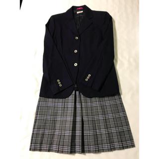 エル(ELLE)の【価格交渉◎】ブレザー 女子高生制服 2点セット Lサイズ(衣装)