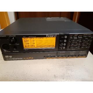 Roland SC-88Pro(音源モジュール)
