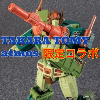 タカラトミー(Takara Tomy)のトランスフォーマー コンボイ アトモス コラボ(アメコミ)
