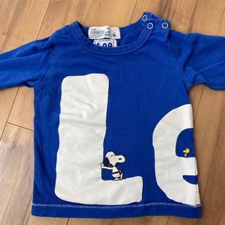 リー(Lee)のLee ストンプスタンプ スヌーピー(Tシャツ/カットソー)