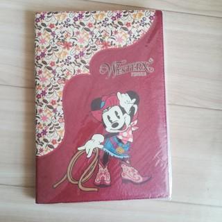 ミニーマウス(ミニーマウス)のDisney Store ミニー ウエスタン ノートブック レア品(ノート/メモ帳/ふせん)
