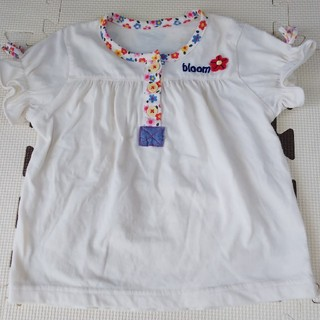 ニシマツヤ(西松屋)のベビー シャツ(Tシャツ)