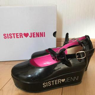 ジェニィ(JENNI)のシスタージェニー靴✨フォーマルにもOK‼️17㎝(フォーマルシューズ)