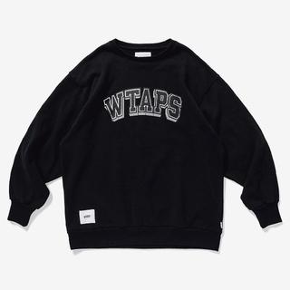 W)taps - wtaps  クルーネック
