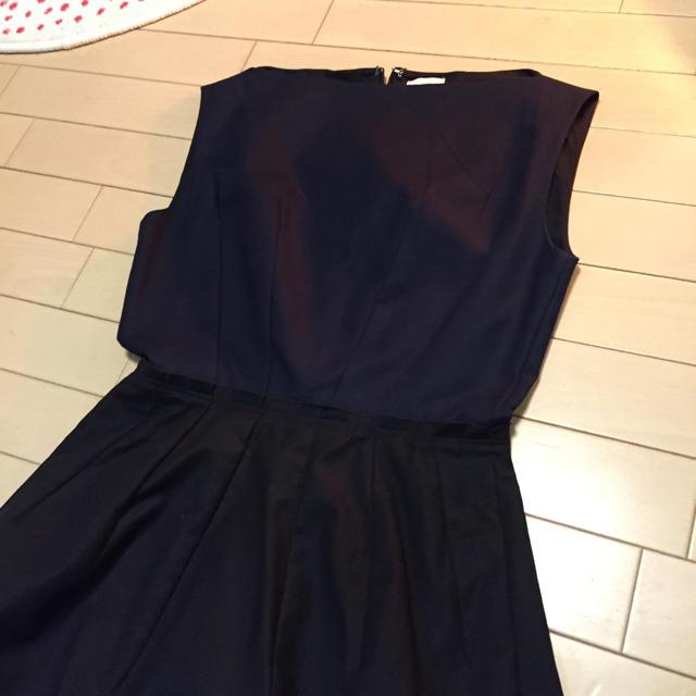 e26ba5aaabb55 GAP - GAP 紺黒ワンピースの通販 by rara shop♡|ギャップならラクマ