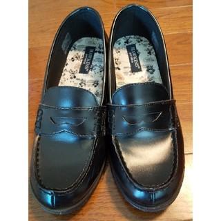 ホーキンス(HAWKINS)のホーキンス      ローファー    24.5センチ(ローファー/革靴)