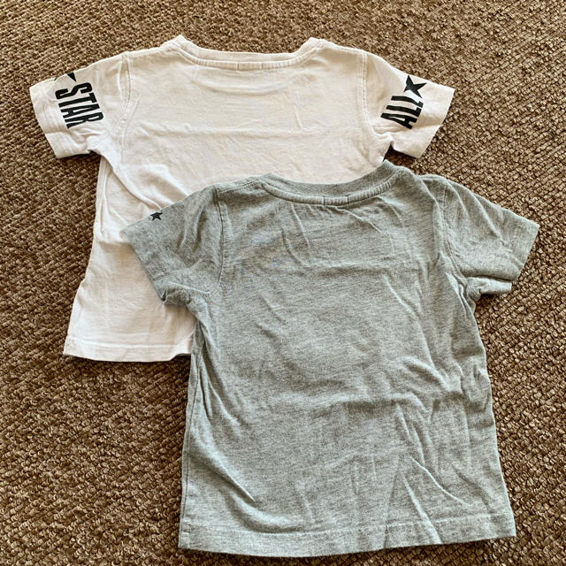 CONVERSE(コンバース)のTシャツ100 バラ売り キッズ/ベビー/マタニティのキッズ服男の子用(90cm~)(Tシャツ/カットソー)の商品写真