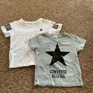 CONVERSE - Tシャツ100 2枚セット