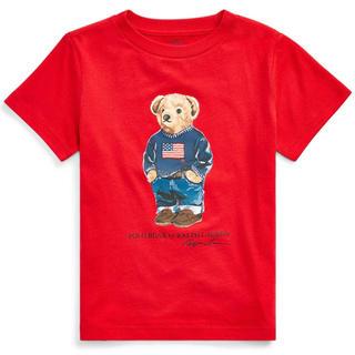 ポロラルフローレン(POLO RALPH LAUREN)の★POLO BEAR ★ラルフローレンポロベアTシャツS/140(Tシャツ/カットソー)