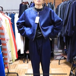 ステュディオス(STUDIOUS)のryo takashima  デニムジャケット(Gジャン/デニムジャケット)