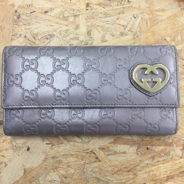 Gucci - グッチ 長財布の通販