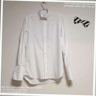 スーツカンパニー(THE SUIT COMPANY)のウィングカラーシャツ Lサイズ(シャツ)