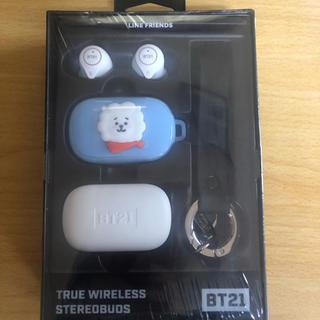 ボウダンショウネンダン(防弾少年団(BTS))のBT21 公式  Bluetooth ワイヤレス イヤホン セット(ヘッドフォン/イヤフォン)