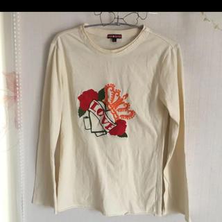 A-115)Tシャツ(L)(Tシャツ(長袖/七分))