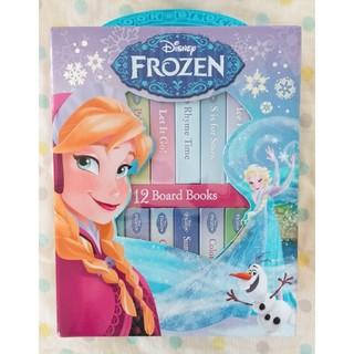 アナと雪の女王 - 【新品】ディズニー アナ雪 英語絵本 ミニボードブック